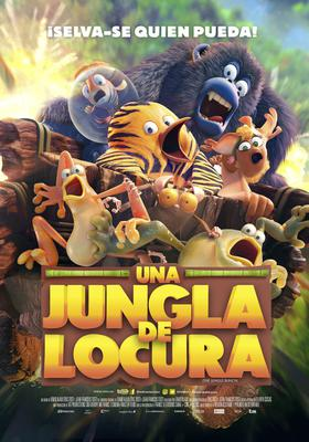 The Jungle Bunch: The Movie - Poster - Latin America