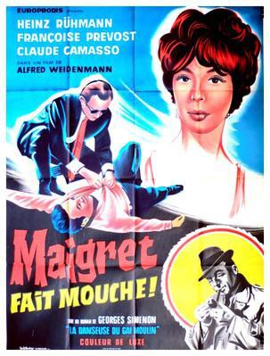 Enter Inspector Maigret