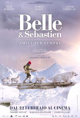 Belle et Sébastien 3, le dernier chapitre - Poster - Italy