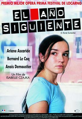L'Année suivante - Poster- Argentine
