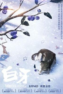 Croc-Blanc - Poster - China