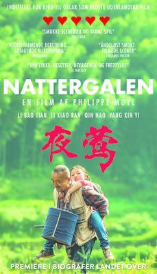 The Nightingale - Poster - Danemark