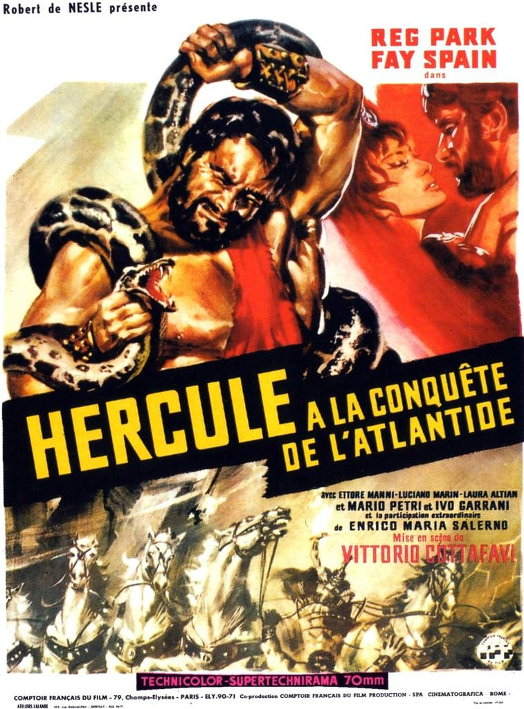 Hercules and the Conquest of Atlantis/Hercules and the Captive Women