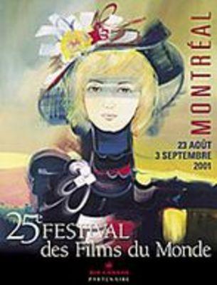 Festival des films du monde de Montréal - 2001