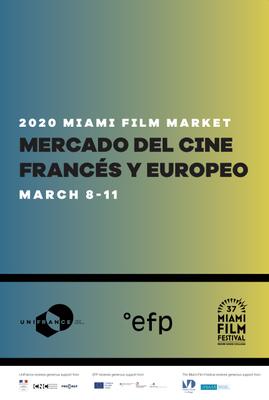 Mercado del Cine Francés y Europeo - Miami - 2020