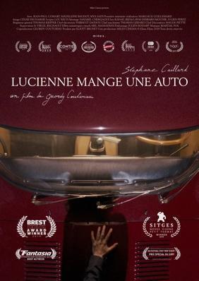 Lucienne mange une auto