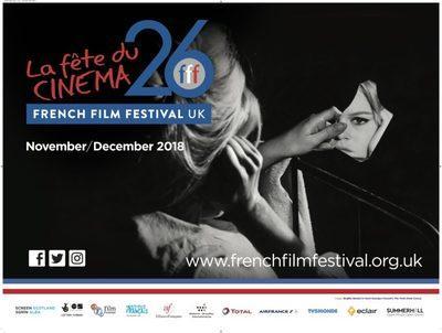 ロンドン-フレンチフィルムフェスティバルUK - 2018