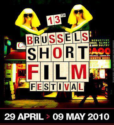 Festival Internacional del cortometraje de Bruselas - 2010
