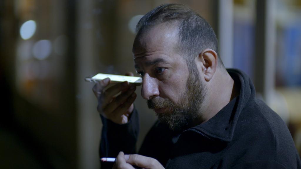 Étienne de Ricaud - © Caractères Productions - Adari Films - Memuar Films