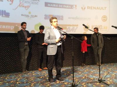 Review of the 7th French Cinema Today Festival in Kazakhstan - Joël Chapron d'UniFrance