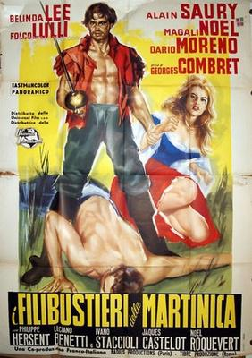 Maria de las Islas - Poster Italie