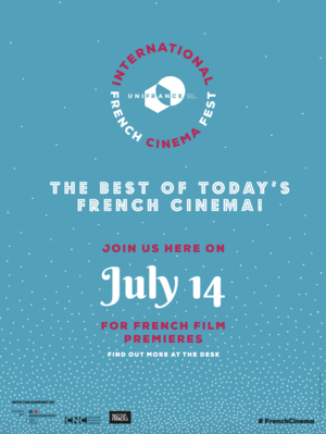 UniFrance at the 74th Festival de Cannes