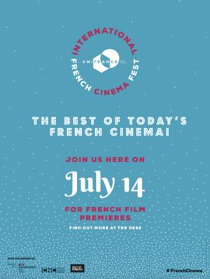 UniFrance en el 74° Festival Internacional de Cannes