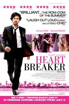 Heartbreaker - Poster - UK