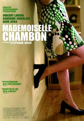 Mademoiselle Chambon - Affiche Danemark