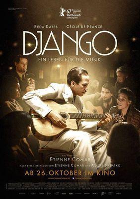 Django - Poster - Allemagne