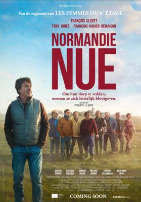 Normandía al desnudo - Poster - Netherlands