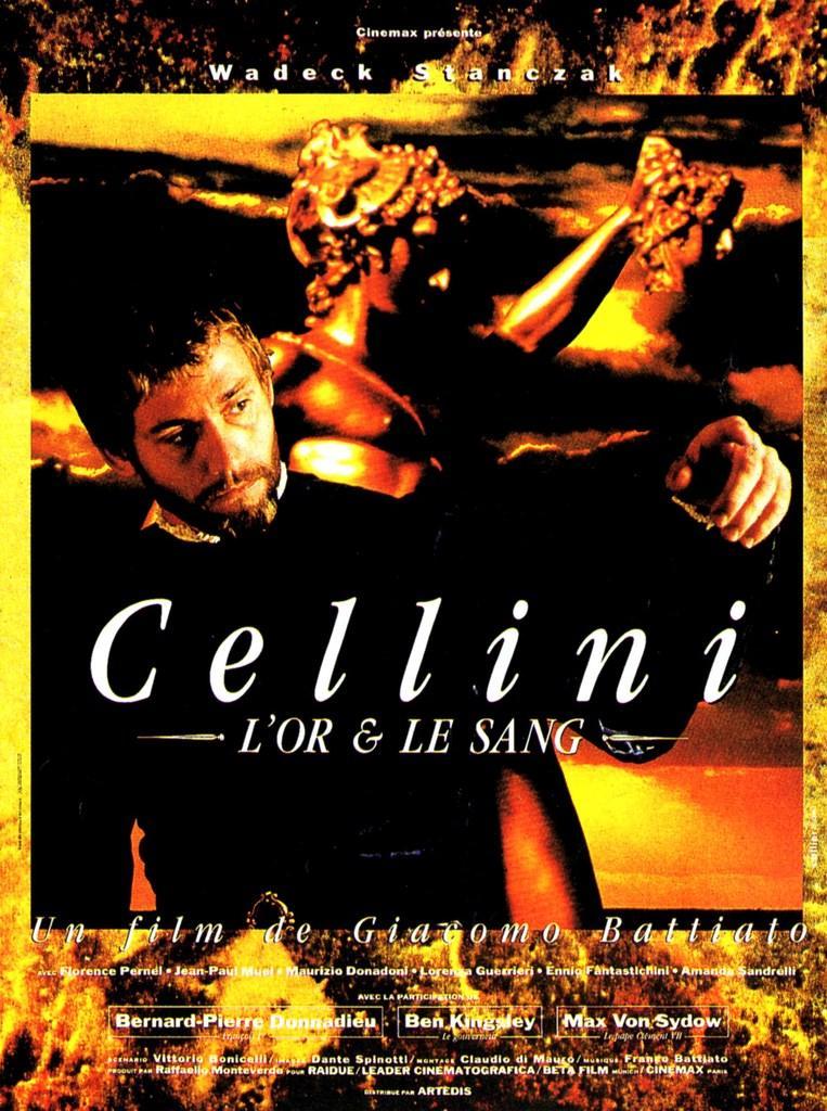 Cellini - L'Or et le gang
