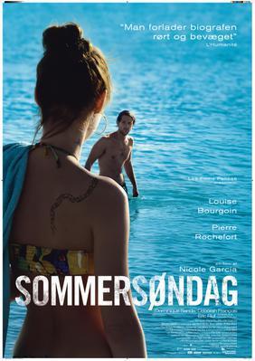 Un beau dimanche - Poster - Danemark