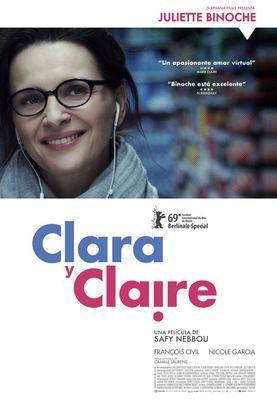Clara y Claire - Poster - Spain