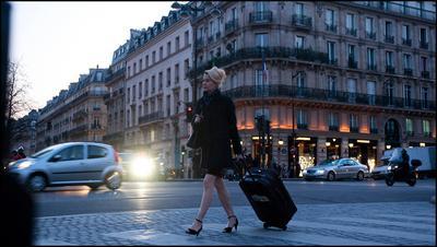 Une Estonienne à Paris