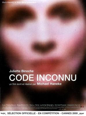 Code inconnu