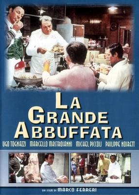 La Grande Bouffe - Poster Italie
