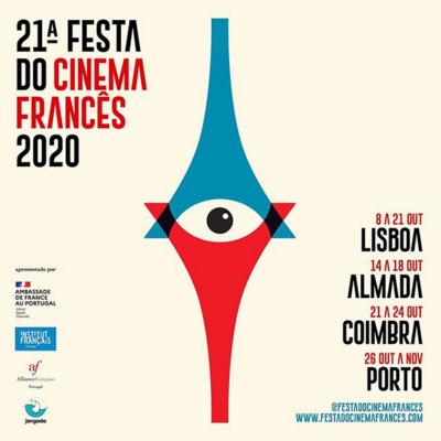 Lisboa - Festa do Cinema Francés - 2020