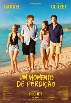 Una semana en Córcega - Poster - Portugal