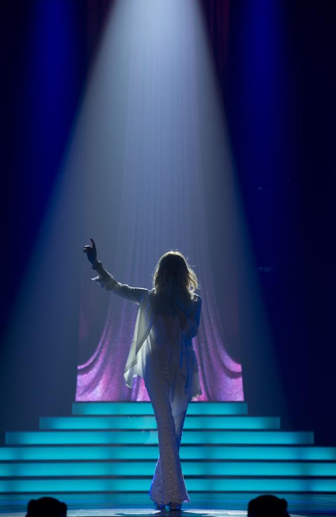 Brigitte Buc - © Jean-Marie Leroy / Rectangle Productions – Gaumont – TF1 Films Production – De L'huile – Productions Caramel Films Inc. – PCF Aline Le Film Inc. – Belga Productions