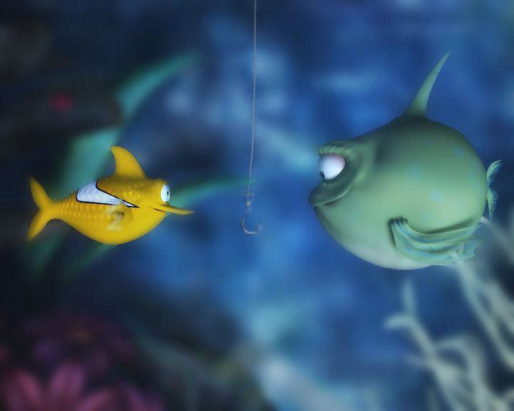 Namoos - Partie de pêche