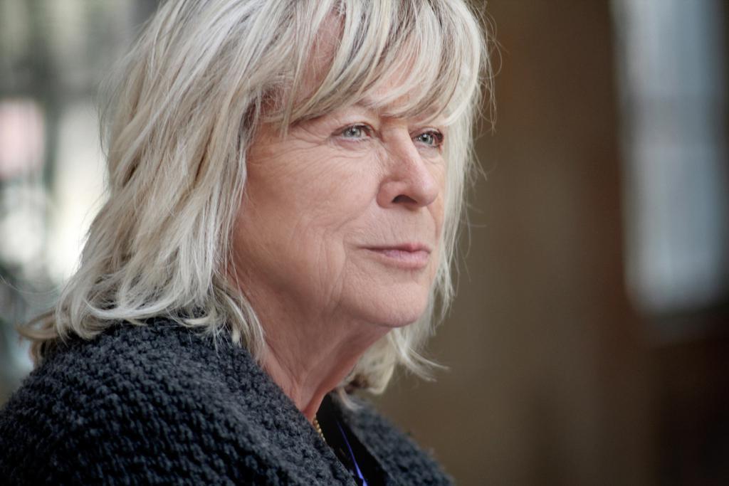 Margarethe Von Trotta - © Manfred Breuersbrock
