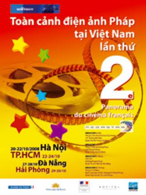 French Film Panorama in Vietnam - 2008