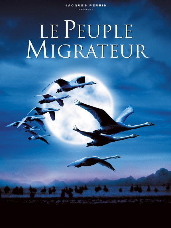 Le Peuple migrateur 邦題:WATARIDORI