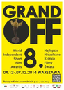 Premios Grand Off del cortometraje mundial independiente (Varsovia)