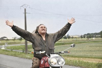 Gérard Depardieu - © Gérard Martron