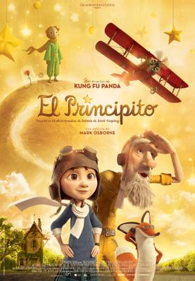 The Little Prince - poster - Spain