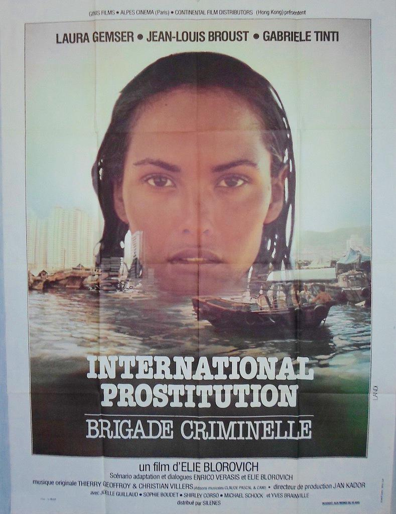 International Prostitution : Brigade criminelle