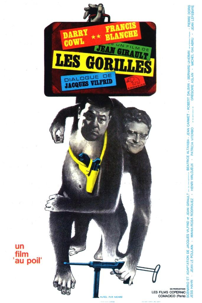 Maurice Gardett - Poster France
