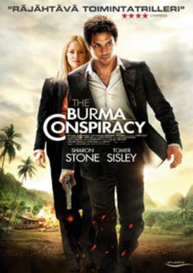 The Burma Conspiracy - Poster - Finland