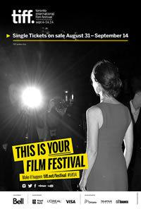 TIFF (Festival international du film de Toronto) - 2014