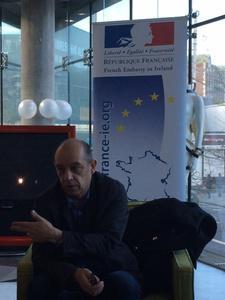 Michel Gondry y Bruno Delbonnel en master class en Dublín - Bruno Delbonnel