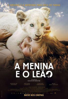 Mia and the White Lion - Poster - Brazil