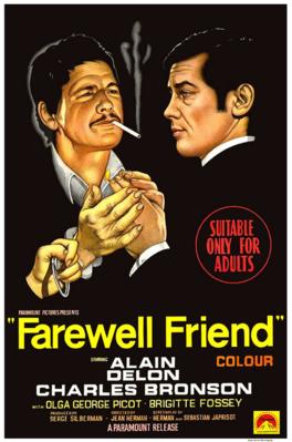 Adieu l'Ami - Poster - USA