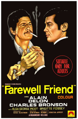 Farewell, Friend - Poster - USA