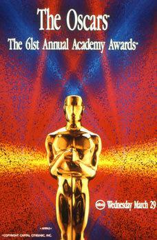 Premios Óscar - 1989