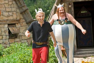 Astérix et Obélix au service de sa majesté - © 2012Les Editions Albert René/Goscinny-Uderzo - Photo : Jean-Marie Leroy