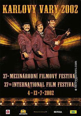 Festival Internacional de Cine de Karlovy Vary - 2002