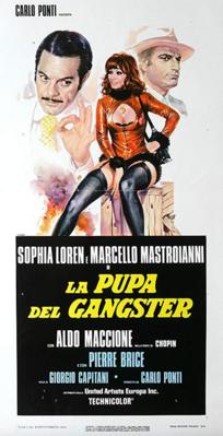 La Pépée du gangster - Italy
