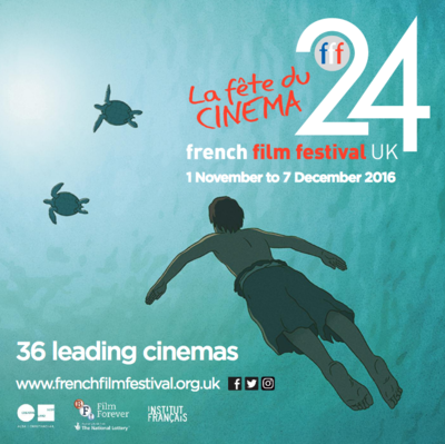 ロンドン-フレンチフィルムフェスティバルUK - 2016